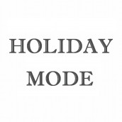 Dear Customers, our shop is in holiday mode until 11th of August