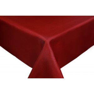 Bordo Round & Rectangulare Fabric Tablecloths
