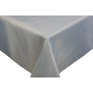 Grey light Round & Rectangulare Fabric Tablecloths