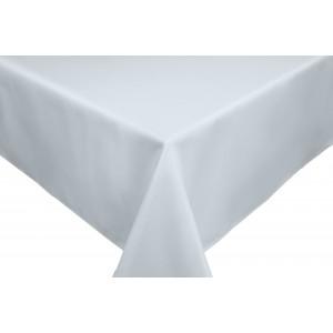 Silver Grey Zinc Round & Rectangulare Fabric Tablecloths