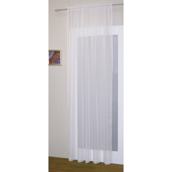 Slot Top Voile Panels In The Range Of Colours Hd Home
